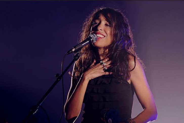 Djazia Satour - LIVE